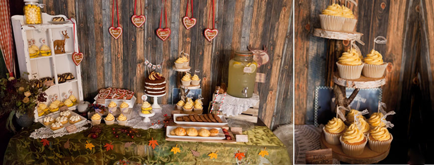 Almrausch Sweet Table