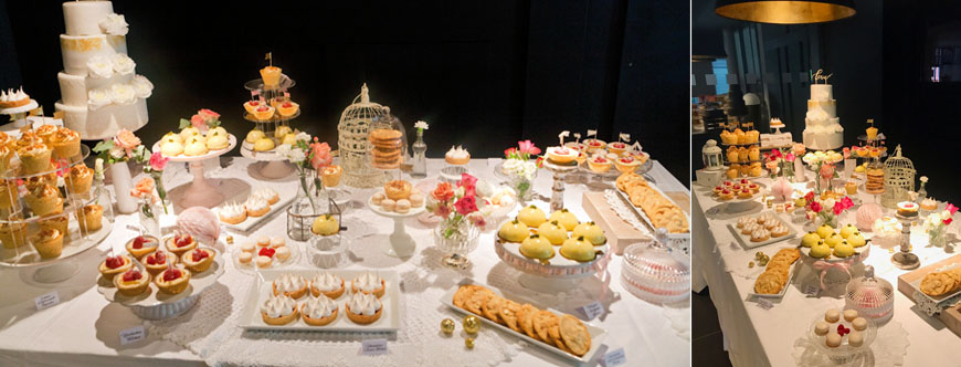 Hochzeits Sweet Table